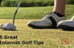 5-great-internet-golf-tips