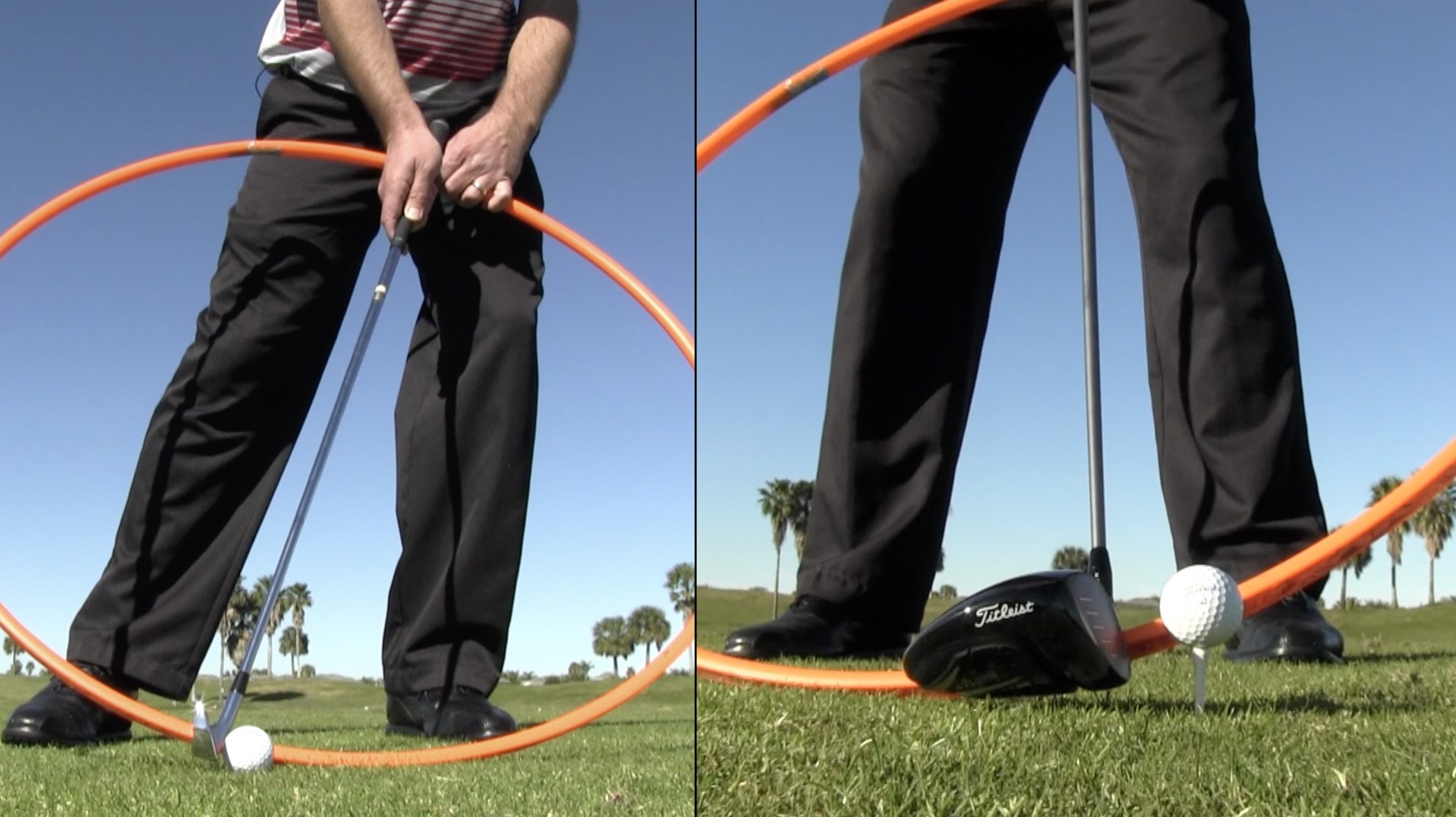 The Best Golf Swing for Drivers vs  Irons - USGolfTV
