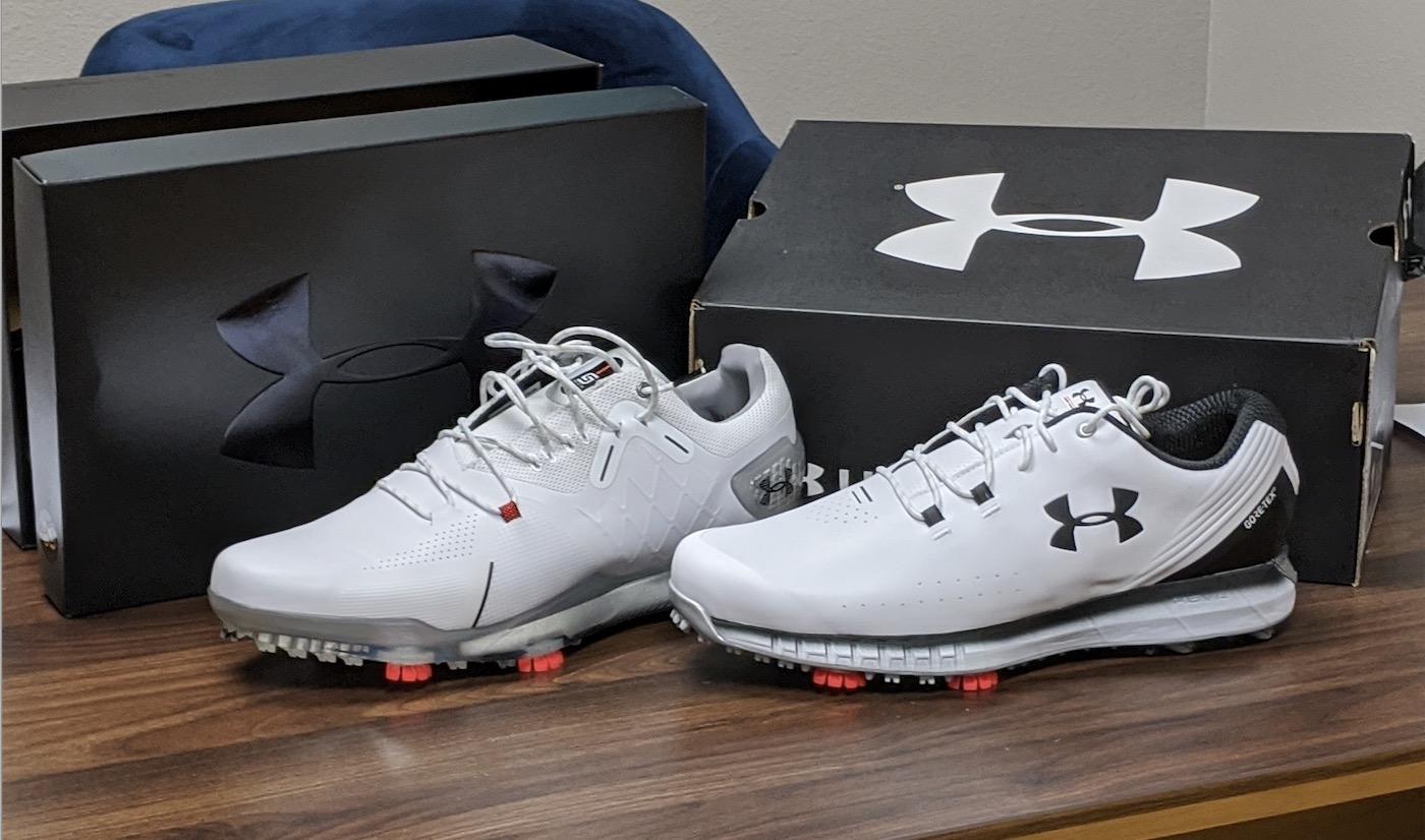 Under Armour Golf Shoes 2020 - USGolfTV