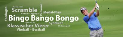 How To Play Bingo Bango Bongo In Golf