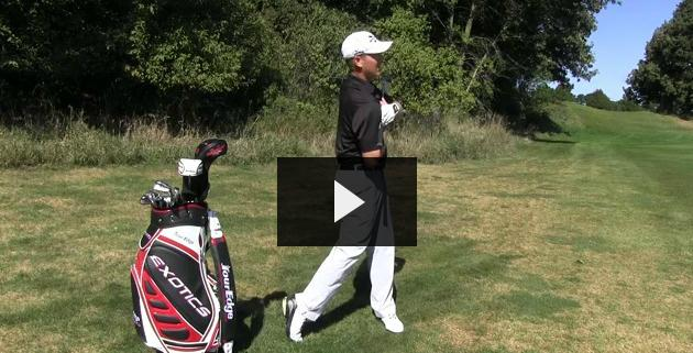 How To Control the Chip Shot and Improve Your Shoulder Turn Video