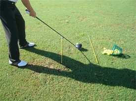 Golf Alignment Sticks- Aim Your Way to Better Scores