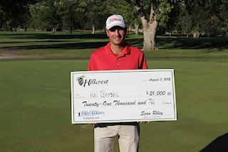 Neil Johnson Wins Dakotas Tour Hillcrest Pro-Am