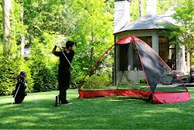 Rukket Golf Hitting Nets (and Other Sports Too)- Perfect Your Swing Anywhere!