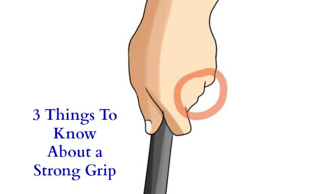 3 Ugly Truths About Your Strong Grip That's Causing Suffering