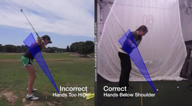 How to Start Fixing that Over the Top Swing - USGolfTV