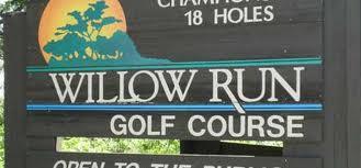 2012 Don Isaacson Willow Run Cares Invitational
