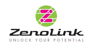 Chris Welch of ZenoLink and the Todd Kolb Golf Academy at the Avera Sports Institute