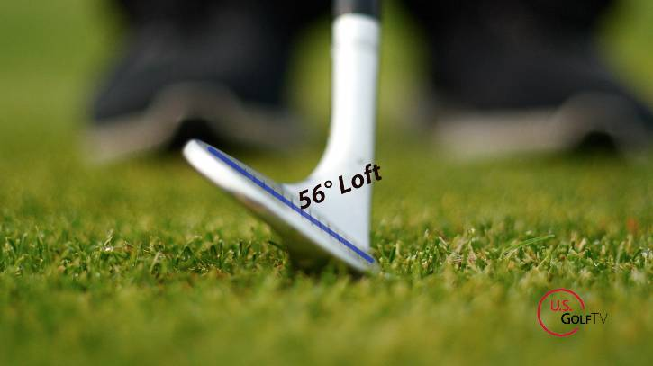 Effective loft and bounce means using the club's intended loft and bounce for your golf shot