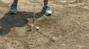 How To Practice Your Bunker Play With the Bunker Tee Drill Video