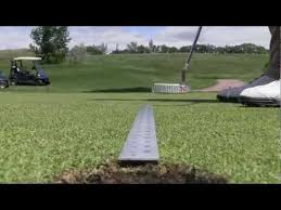 Golf Tips- Make More Putts Using the Ruler Drill Video