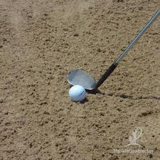 Golf Tips- How To Improve Your Greenside Bunker Play