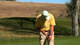 Golf Tips- How To Achieve the Proper Putting Setup