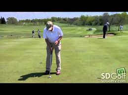How To Improve Your Putting With the Elevated String Drill Video