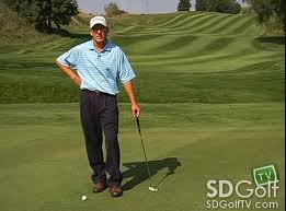 Golf's Swing Step Drill, Gain More Distance