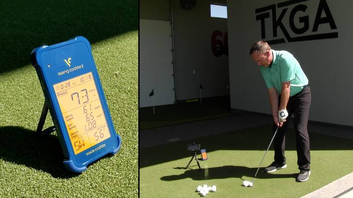 The SC200 provides immediate feedback on your shot distances